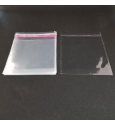 БОПП-пакет 10*10+3 см с клеевым клапаном (20 шт./уп.)