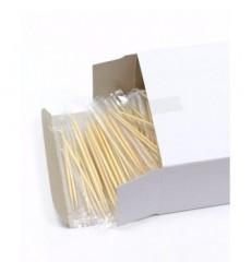 Зубочистки в индивидуальной полиэтиленовой упаковке (1000 шт./уп.)