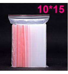 Гриппер 100*150 мм (пакет зип лок) прочный (100 шт./уп.)