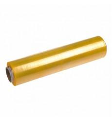 Пленка пищевая 300 мм*300 м желтая