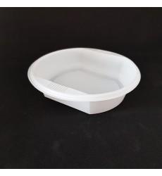 Тарелка суповая d-170 мм, 500 мл, ПП белая прочная (50 шт./уп.)